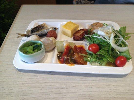 Hotel Hopinn Aming : Breakfast Buffet