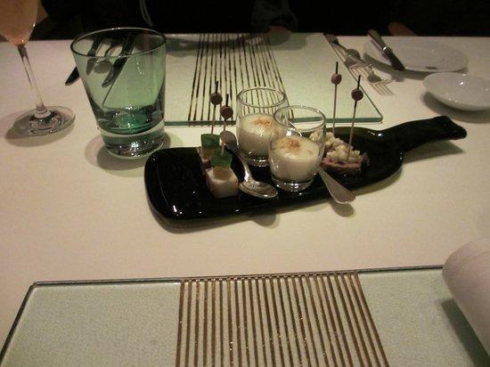 Hugos Restaurant: Starter