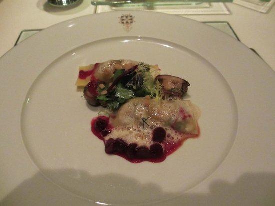 Hugos Restaurant: Cannellone