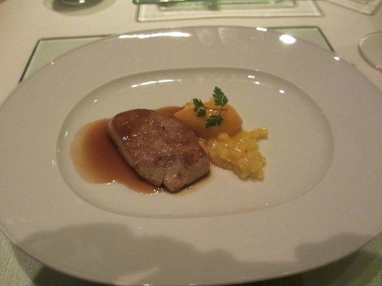Hugos Restaurant: Goose liver