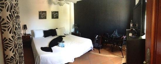 Hotel Casa Abril : habitacion tercer piso