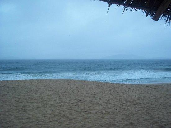 Apa Pau Brasil Hotel : playa carabelas