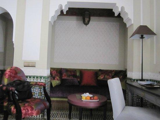 Palais Faraj Suites & Spa : Detalhe da nossa suite.