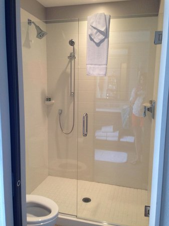 Almond Tree Inn: Shower
