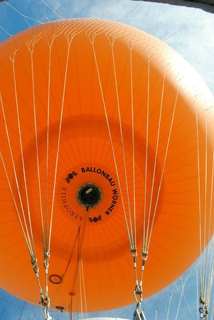 Orange County Great Park: The Balloon