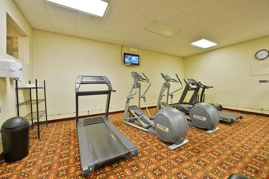Best Western Plus Laporte Hotel & Conference Center: Fitness Center