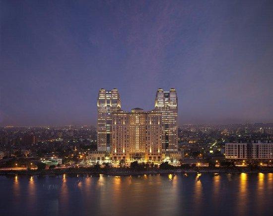 Fairmont Cairo, Nile City : CAI-084