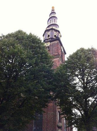 Église de Notre-Sauveur : From outside