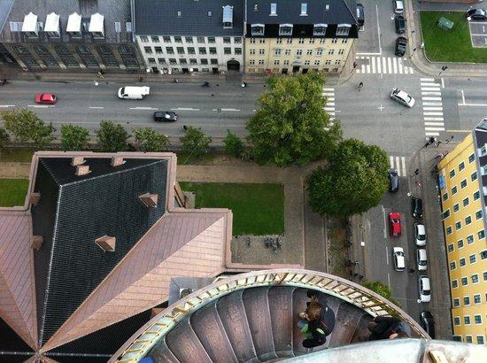 Église de Notre-Sauveur : From the top