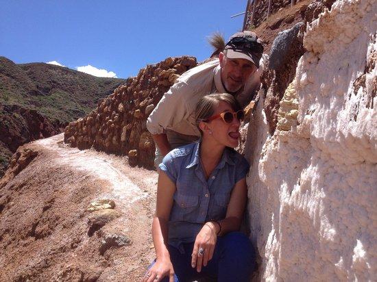 Cusco for You: Salt!