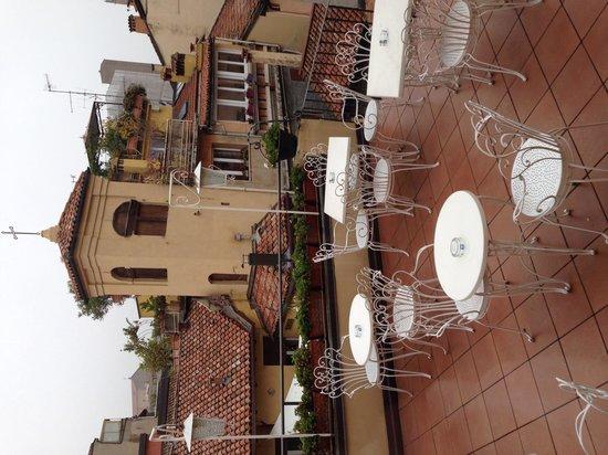 BEST WESTERN Hotel San Donato: Terrazza