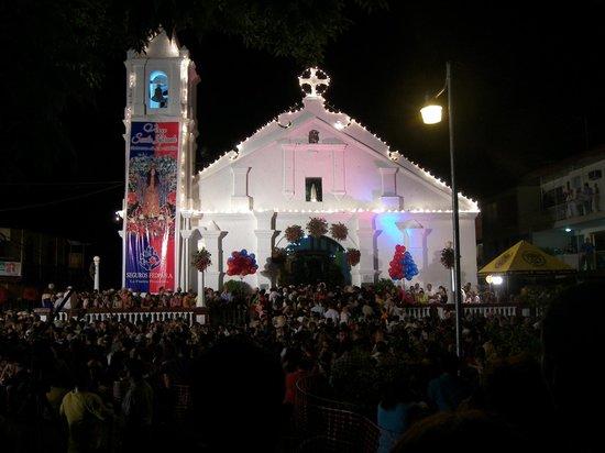 Las Tablas, Panama: Noche de patronal
