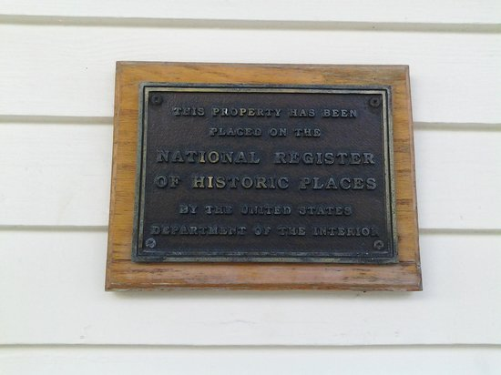 The Palms Hotel- Key West : National Historic Marker