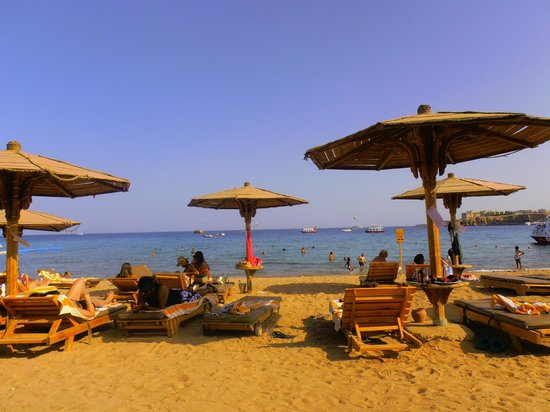 Sharm El Sheikh Marriott Resort: Beach