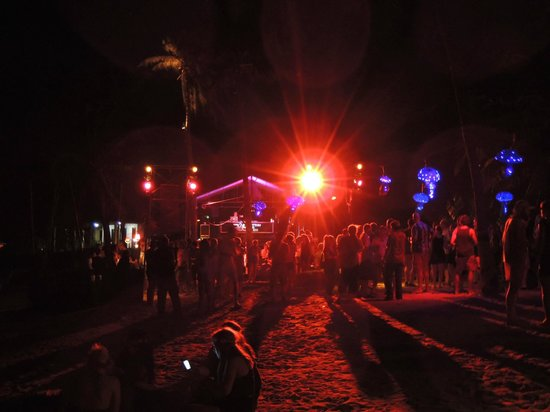 The Beach Village Backpackers: Rhythm & Sands Festival