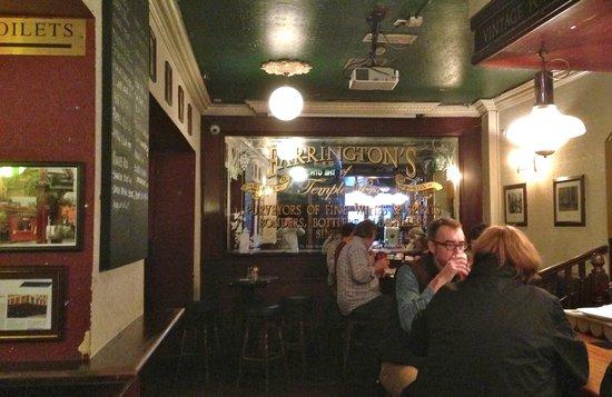 Farringtons Restaurant: FARRINGTON'S OF TEMPLE BAR