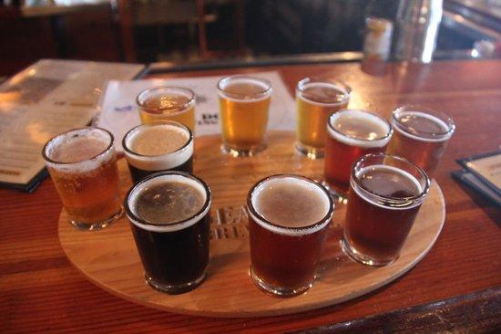Sea Dog Brewery - Beer Flight