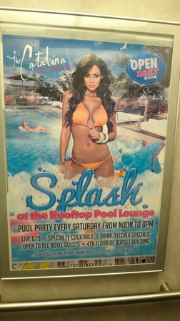 Catalina Hotel & Beach Club: Ascensor