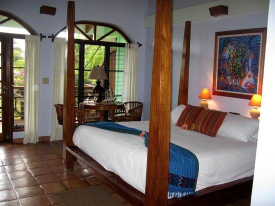 Hamanasi Adventure and Dive Resort: Hamanasi Room