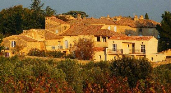 Domaine Des Escaunes: View of the Domain