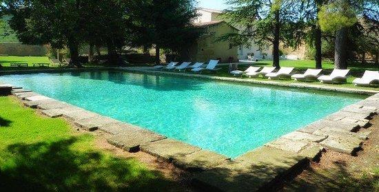 Domaine Des Escaunes: Swimming pool