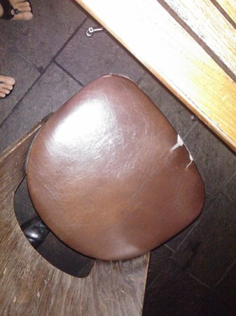 Kingsleys Steak & Crabhouse : Chair