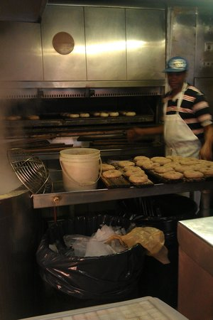 Photo of Restaurant Bagel Works at 1229 1st Ave, New York City, NY 10065, United States
