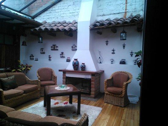 Casa Ordonez : Living room