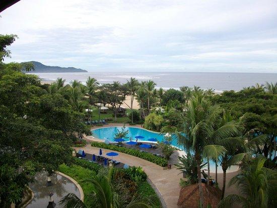 Shangri-La's Rasa Ria Resort & Spa: From Our Balcony