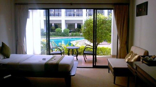 Green Lake Resort: Lakeside room delux