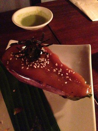 Izakaya: Miso Eggplant