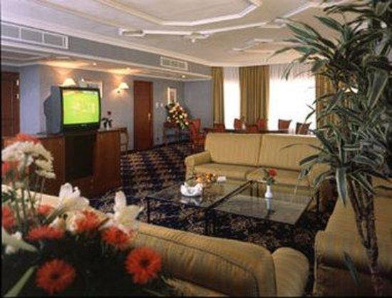 Hafar Al-Batin, Arab Saudi: Lobby