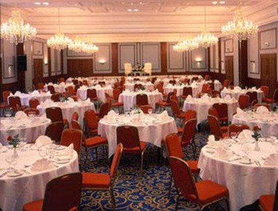Hafar Al-Batin, Suudi Arabistan: Banquet Room