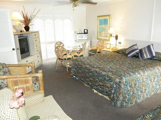 The Boat House Motel : Boathouse Motel Room