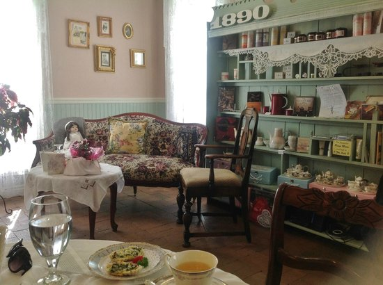 Tea Room In Boulder Colorado