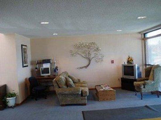 Marysville Surf Motel: Lobby