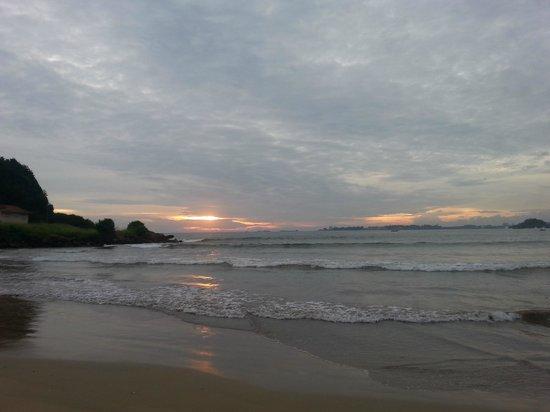 CoCo Bay Unawatuna : The beach