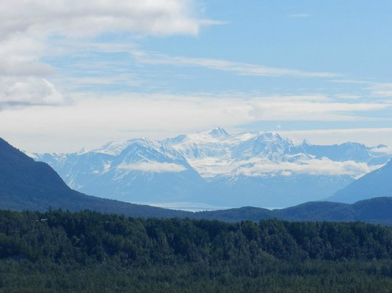 Scenic View Picture Of Matanuska Valley Alaska