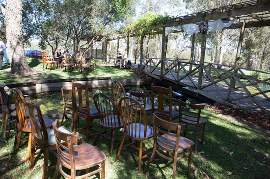 Hunter Valley Resort: Ceremony