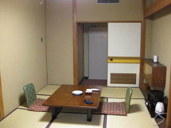 Hotel Kagetsu: 部屋