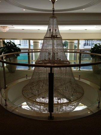 Intersur Recoleta : lobby planta superior
