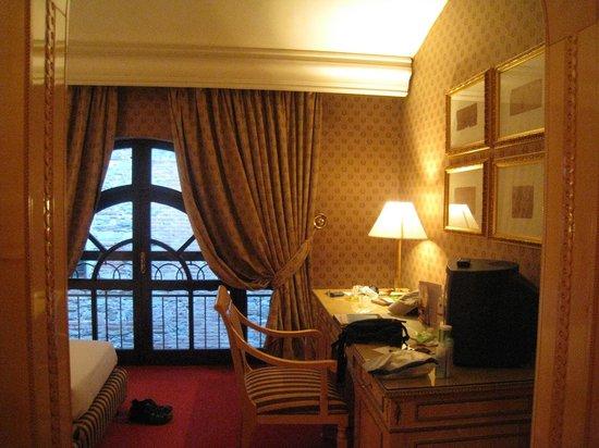 Hotel Albani Firenze : ベッドルーム