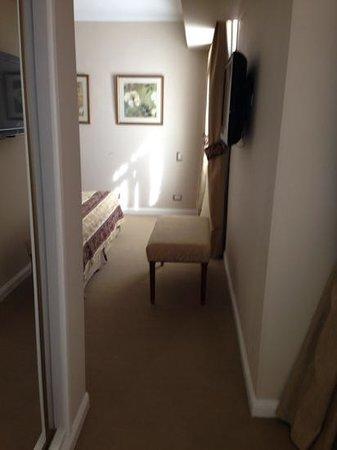 Intersur Recoleta : entrada a la suite