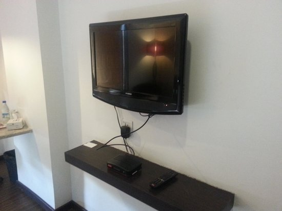 Hotel Lxia : TV