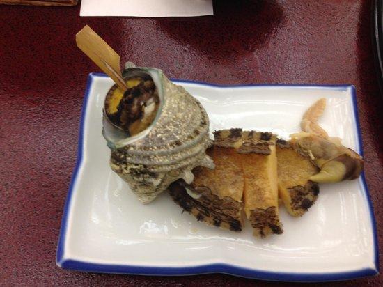 Inatori Ginsuiso : 夕食