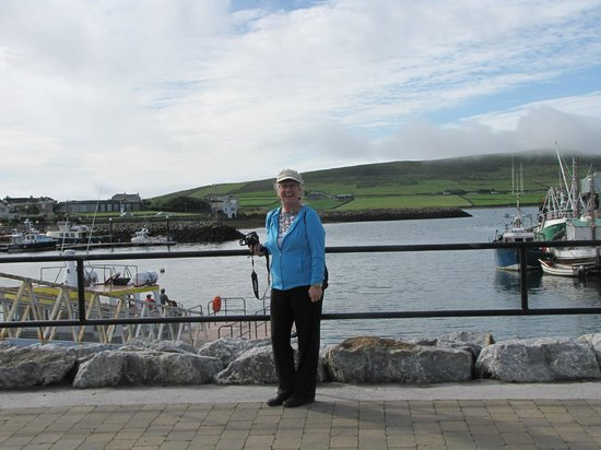 Dingle's First Cottage by the Sea : charming town