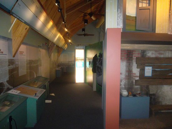 Monocacy National Battlefield: Visitor's Center