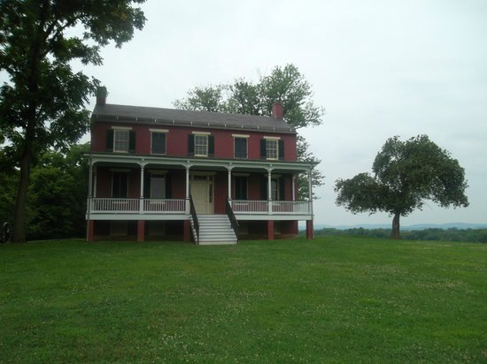 Monocacy National Battlefield: Worthington Farm