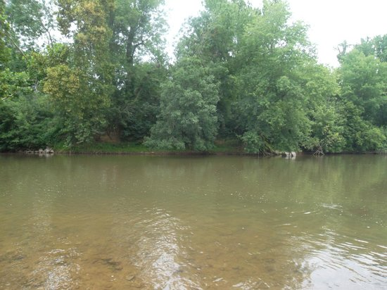 Monocacy National Battlefield : The Monocacy River.