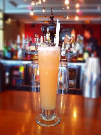 Union Bar and Grill: Zesty Ginger